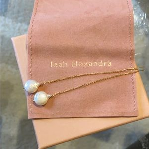 Jewelry - Leah Alexandra Pearl Threaders